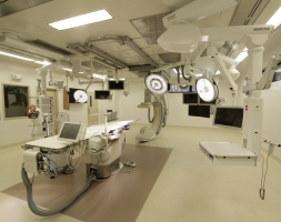 Emanuel Medical Center – Hybrid OR Addition