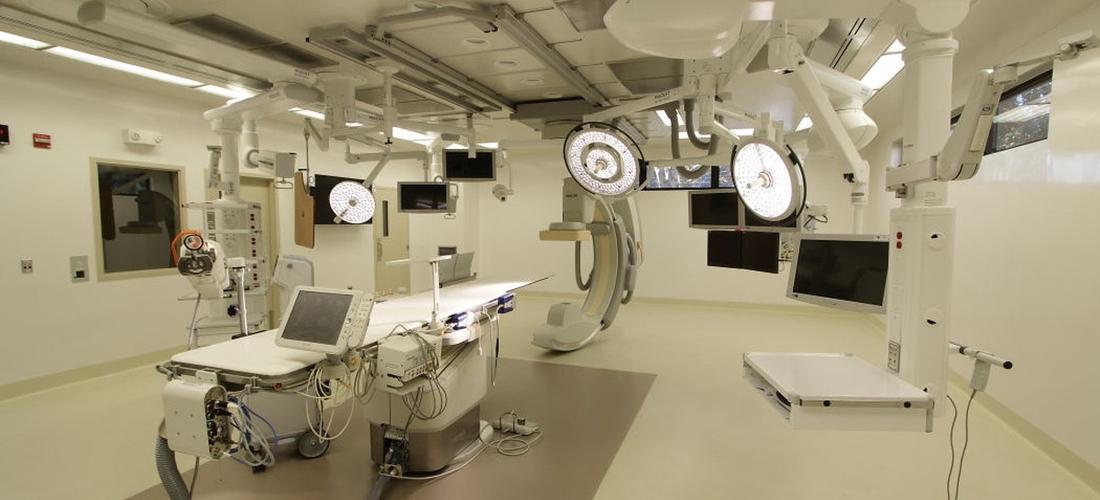 Emanuel Medical Center – Hybrid OR Addition