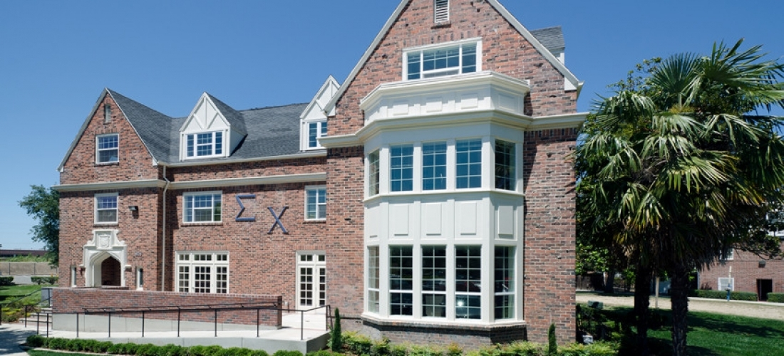 UNIVERSITY OF THE PACIFIC  SIGMA CHI RENOVATION